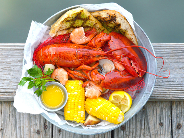 Tuesday Lobster Boil